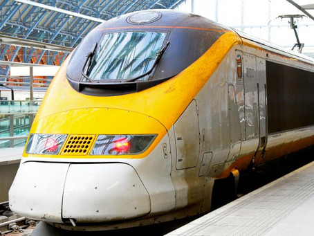 The direct train from Amsterdam to London will officially start running on April 30th