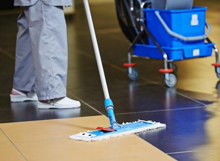 Misstanden bij overgrote meerderheid van schoonmaakbedrijven