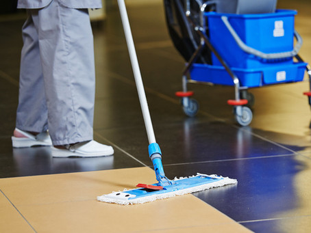 6 Voordelen van een schoon en opgeruimd kantoor