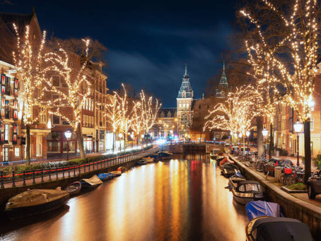 A typical Christmas when in The Netherlands