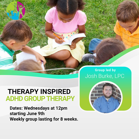 Therapy Inspired ADHD Group Therapy