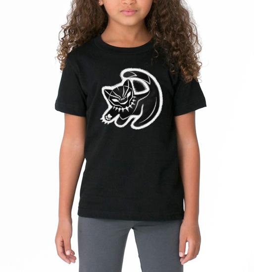 Wakanda X Pride Lands Child's T-Shirt Design