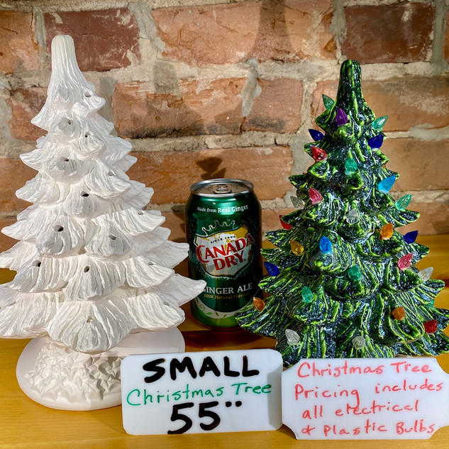 SMALL CHRISTMAS TREE $55
