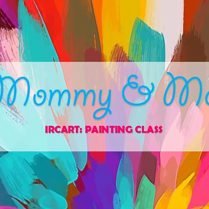 Mommy & Me Painting Class (1)