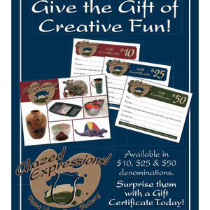 Buy Gift Certificates that Never Expire