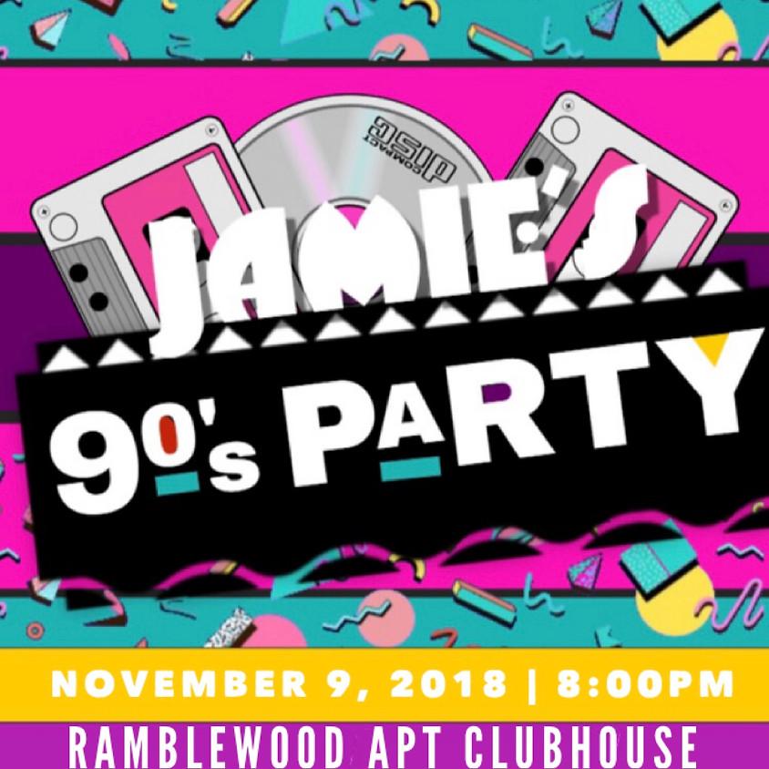 Jamie's 90s Paint Party