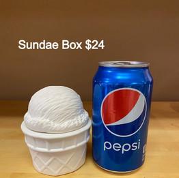 sundae box
