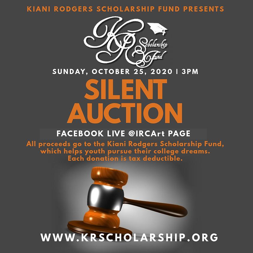 KRSF Silent Auction