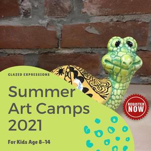 Summer Art Camps 2021
