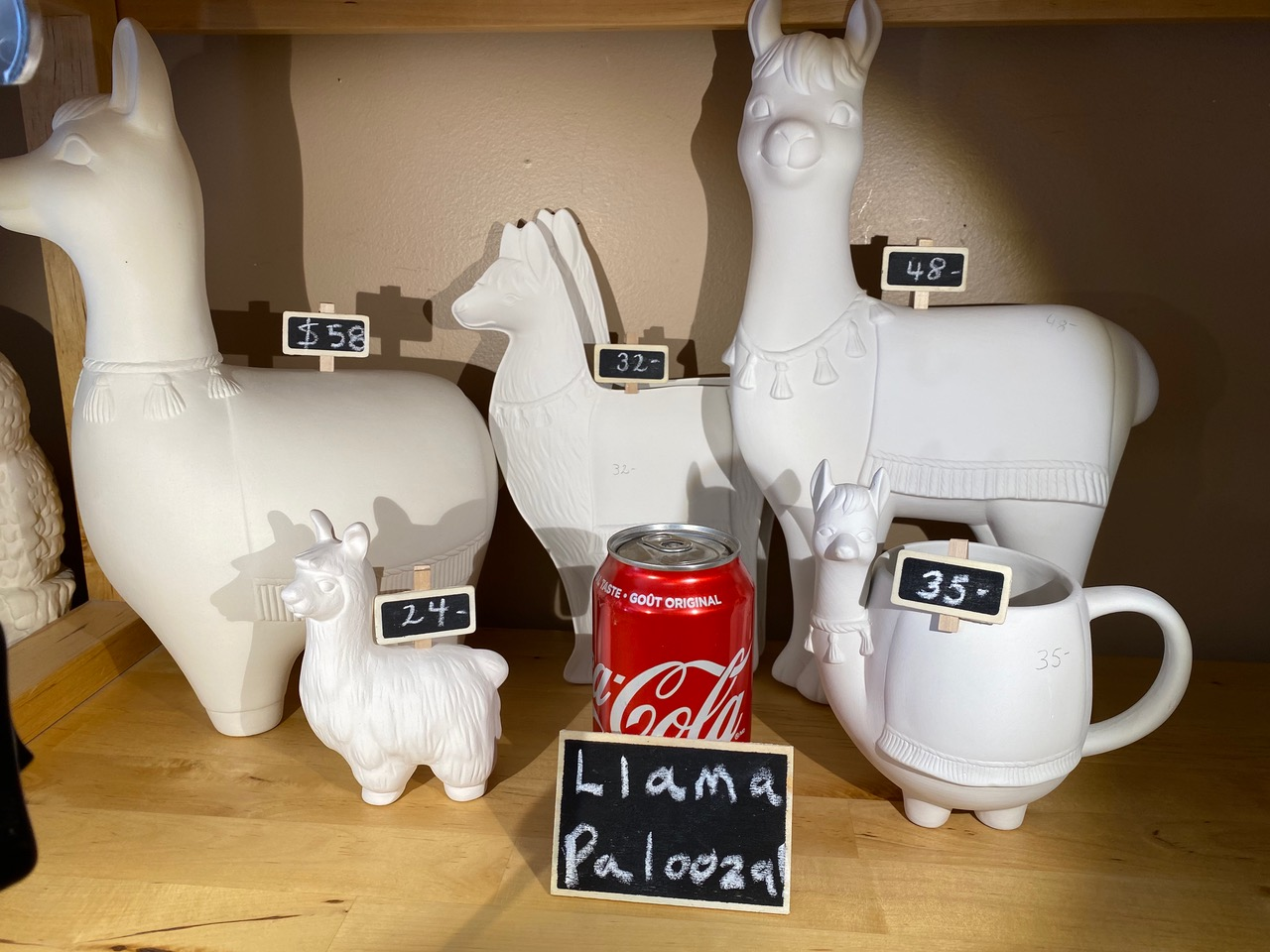 llama collection