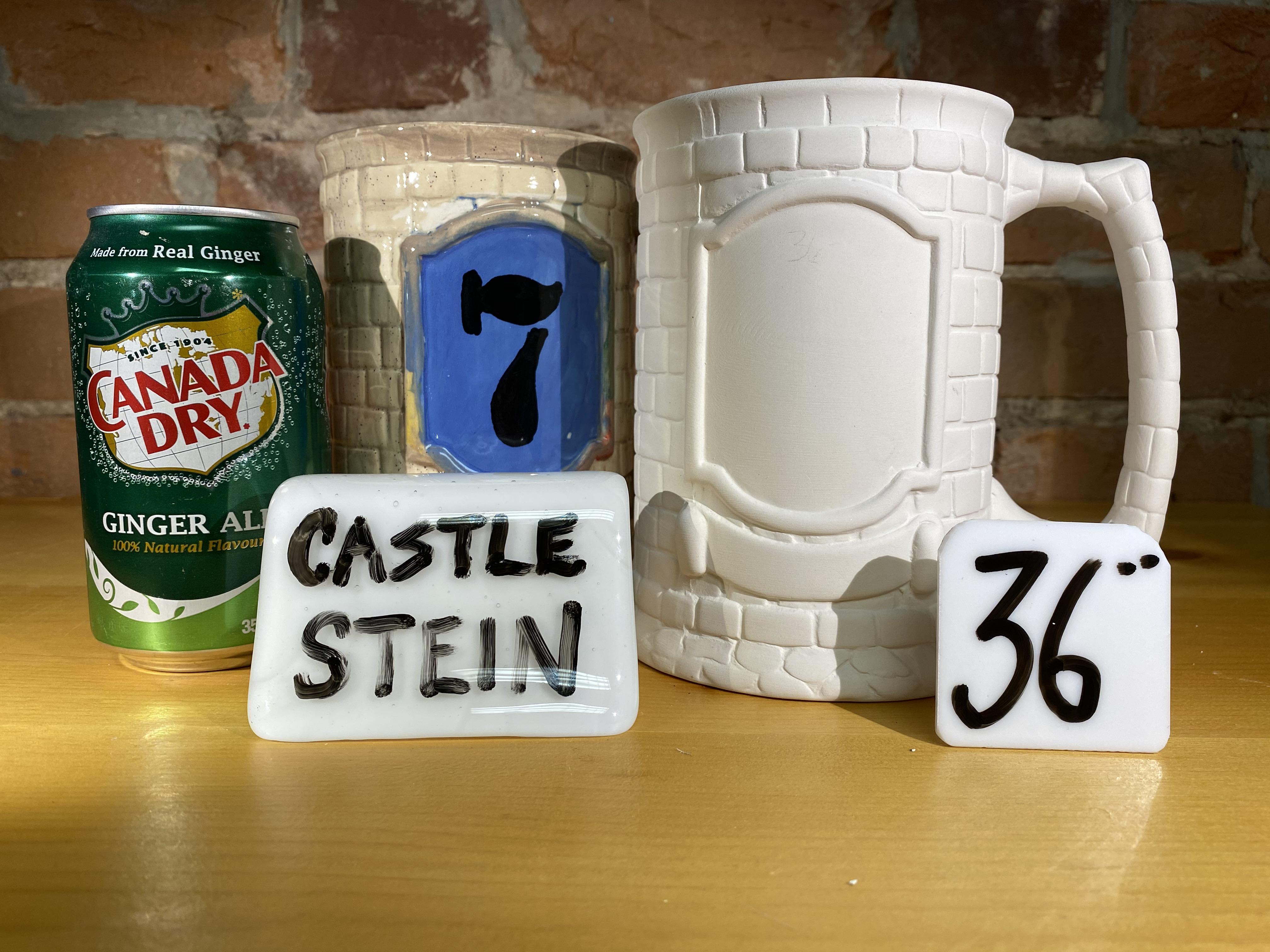 CASTLE STEIN $36