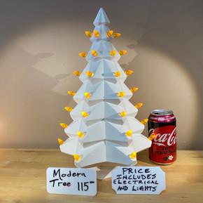 MODERN CHRISTMAS TREE $115