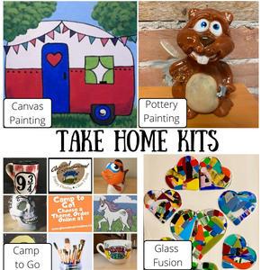 Take Home Kits (24-7 online)