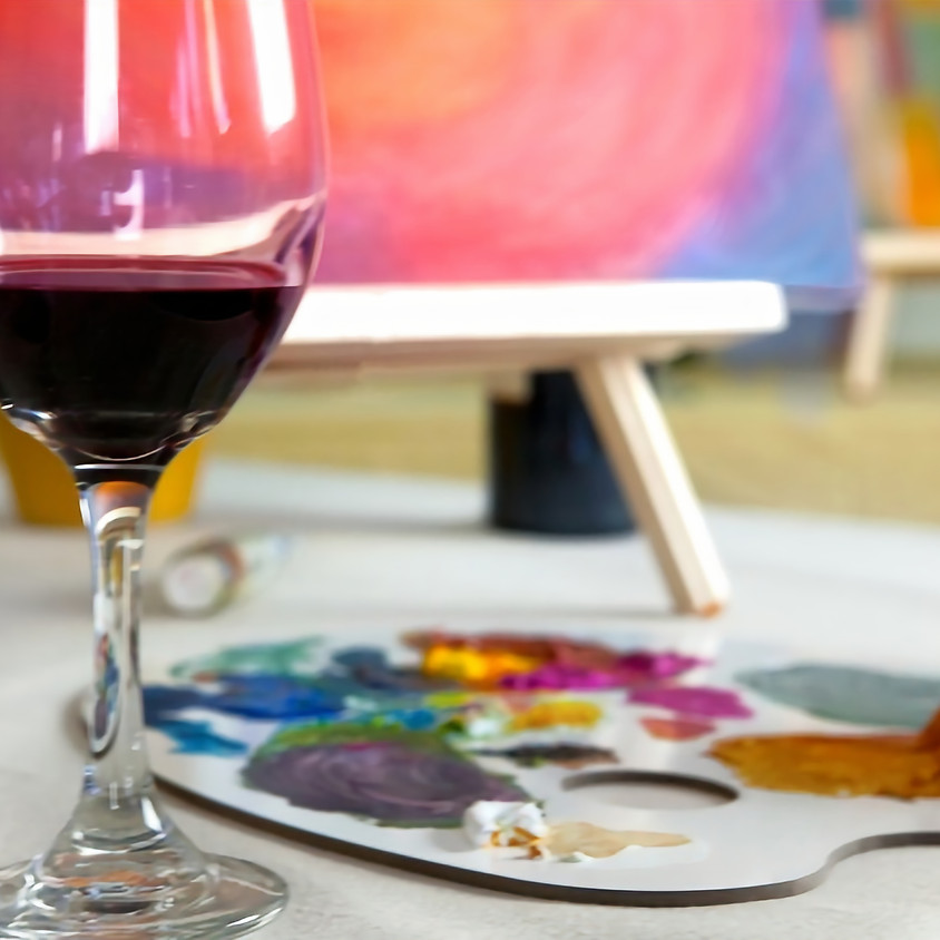 Painting with a Twist: Ashleigh's Surprise Party