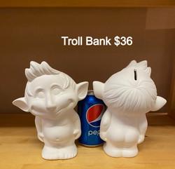 troll bank