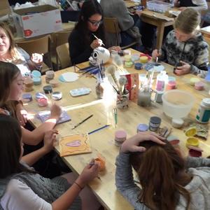 Kids Art Classes (resume May 2021)