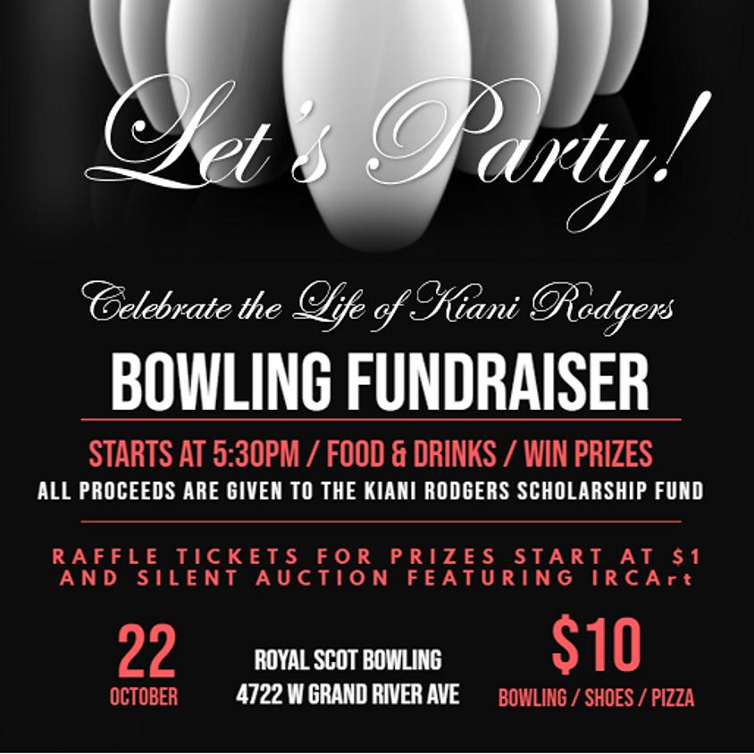 KRSF Birthday Bowling Fundraiser