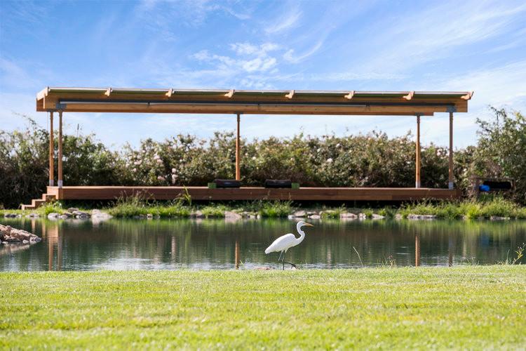 The Farm Yoga Space