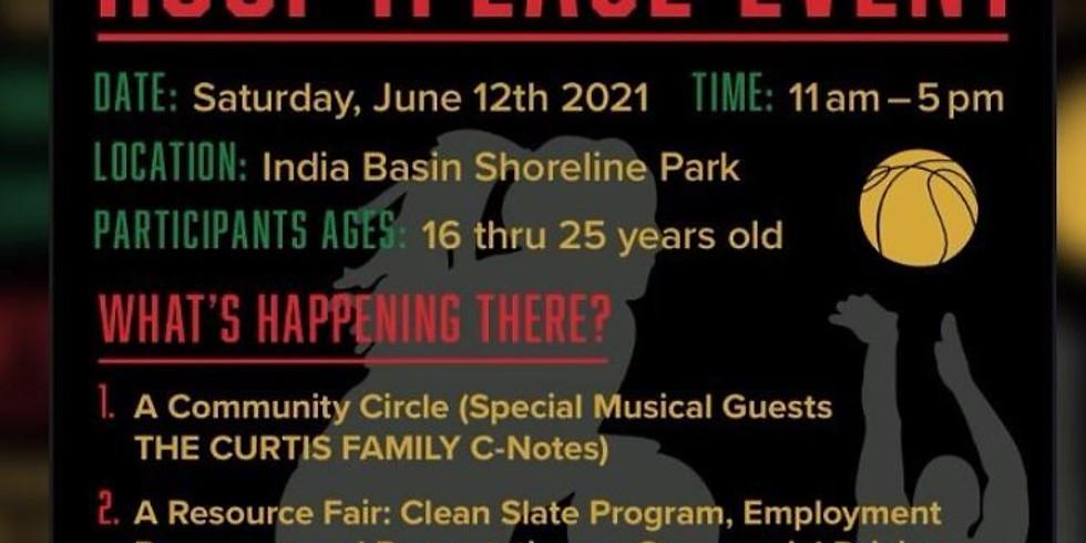 HOOP4PEACE EVENT