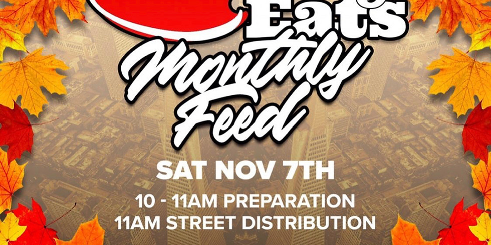 The City Eats Monthly Feed