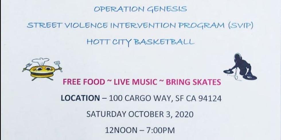 Roll, Bounce, Skate - Hosted by: Blackmen Enhanced, Operation Genesis, Street Violence Intervon Program, Hott City Baske