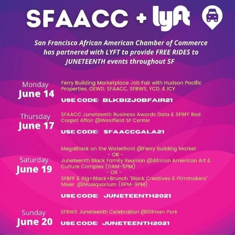 SFAACC and LYFT