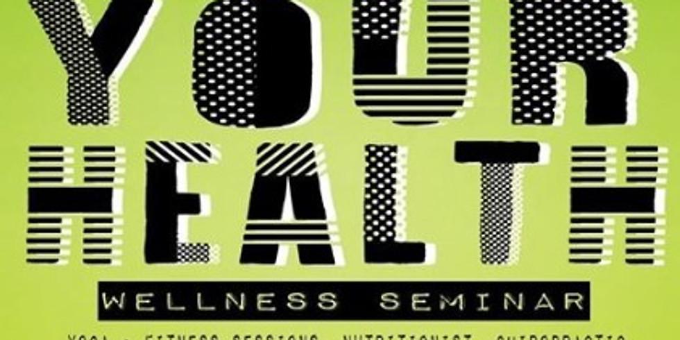 Revamp Your Wellness Seminar
