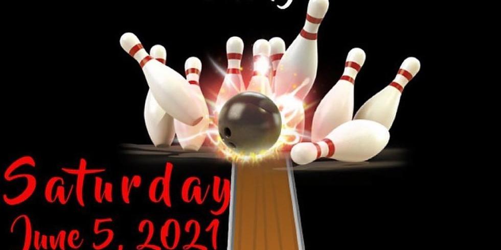 100% College Prep Senior & BSU Bowling Party