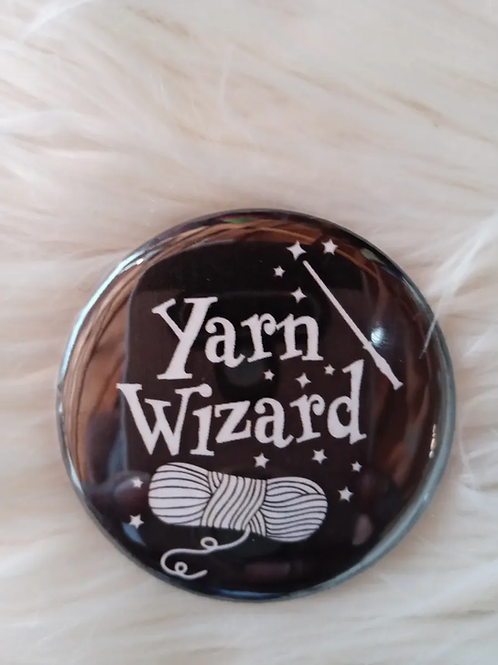 Yarn wizard button