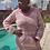 Thumbnail: Around The Way Sweater Dress  Pattern
