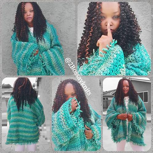 I'm Still Into You Sweater Pattern