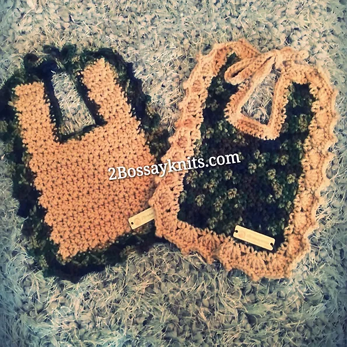 My Baby Love Bib Pattern