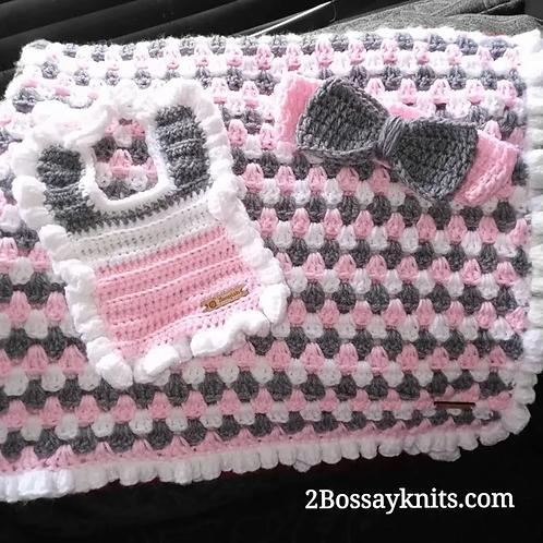 Pretty Little Thing Baby Blanket Pattern