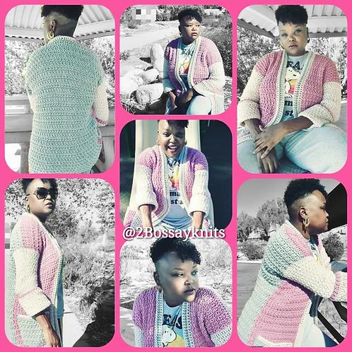 Color Me Bad Cardigan Pattern