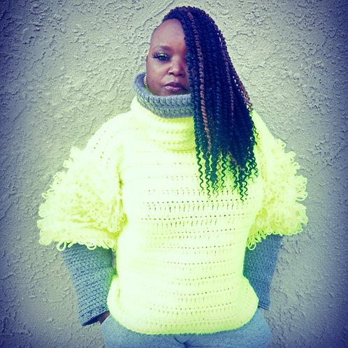 The Pop Star Sweater Pattern