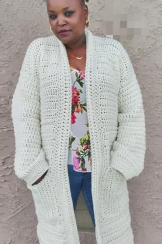 Unapologetic Cardigan Pattern