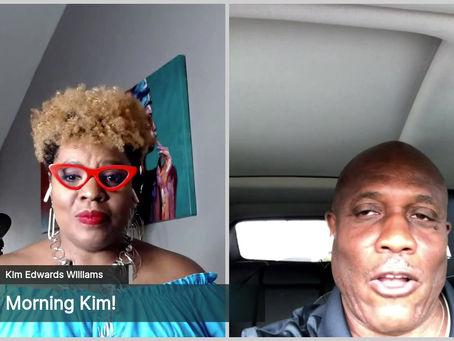 """Chalk Talk"" - Alvin Brooks With Kim Y. Davis"