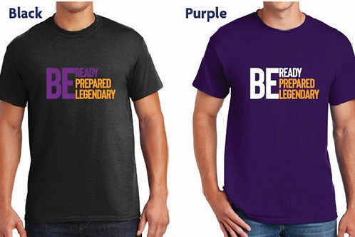 Be Ready (Lakers Themed T-Shirt)