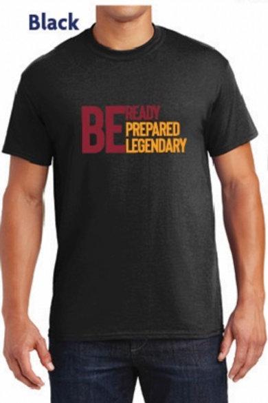 Be Ready (Heat Themed T-Shirt)