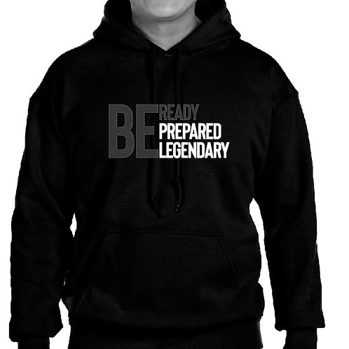Customized Be Ready Hoodie (2 Colors)