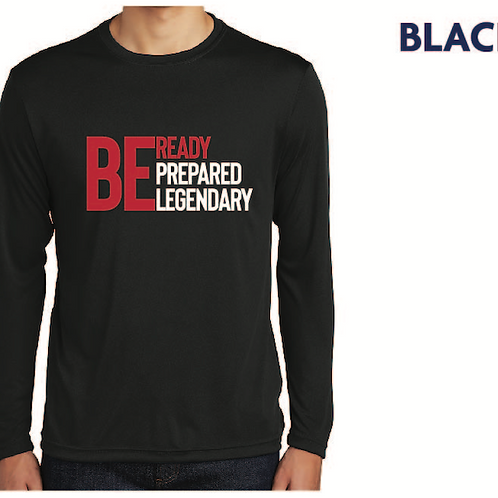 Be Ready Dry-Fit (Long Sleeve)