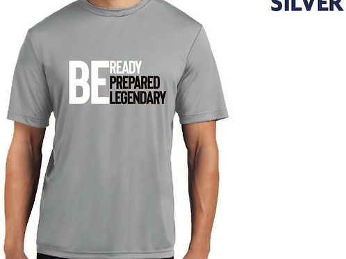 Be Ready Dry-Fit (Short Sleeve)