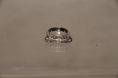 Steel Block Ring