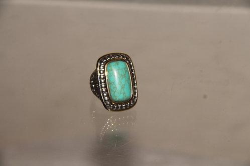 Turquoise Stoner Ring