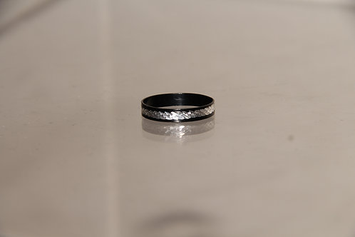 Costume Two-Tone Ring