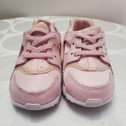 All pink Nike Huaraches