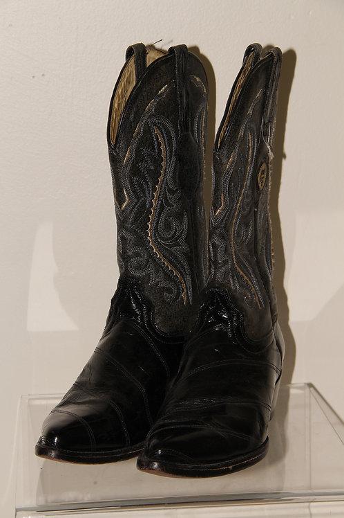 Lamasani mens Cowboy Boots