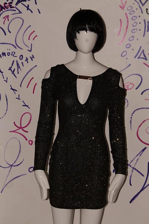 Women's Glitter mini dress