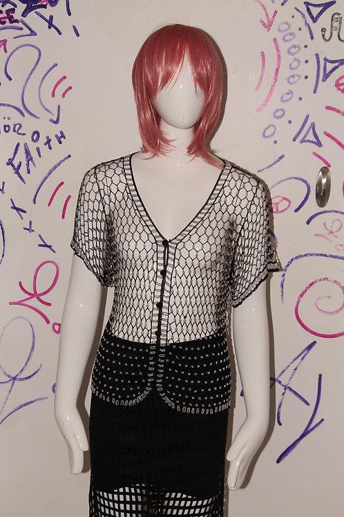 Custom Made Crochet Top