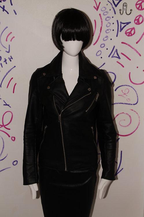 H&M Women's Leather Jacket